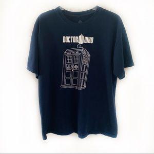 Vintage Ripple Junction Doctor Who Men T-shirt L